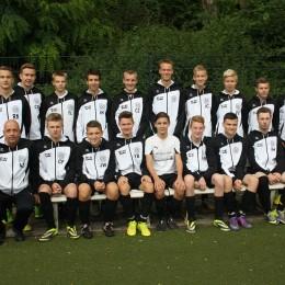 B2-Junioren 2014/15