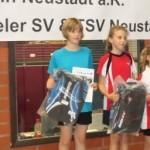 Überragende Ergebnisse vom ersten German Masters Turnier U11