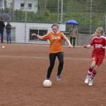 U13 – verdienter Sieg gegen die zweite von Eintracht Duisburg