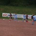 U15 – knappe Niederlage trotz Überlegenheit auf dem Feld
