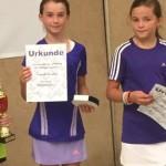 zweiter Platz bei internationaler Wettkampfluft