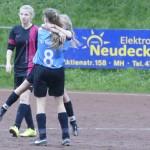Auch die U15 erreicht das Halbfinale im Kreispokal