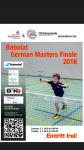 German U11 Masters Finale am ersten Märzwochenende beim TSV Heimaterde
