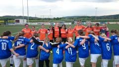 Pokal U13: unglücklich im Stadtpokal Halbfinale gegen BW Mintard ausgeschieden