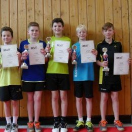 Philipp, Robin, Nick, Tom, Niklas