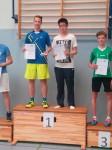 Bjarne mit Sieg auf NRW-Ebene