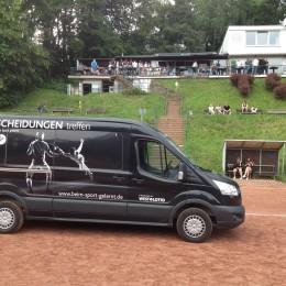 LSB Tourbus beim TSV Heimaterde - HP
