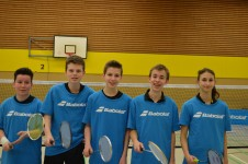 Badminton-Nachwuchs lässt sich zum Juniortrainer ausbilden