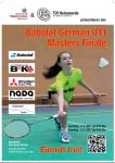 German U11 Masters Finale beim TSV Heimaterde