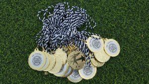 Medaillen beim KitaCup