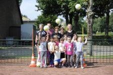 "TSV Heimaterde lud zum ""Girls Kick"""