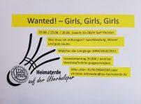 Wanted! – Girls, Girls, Girls