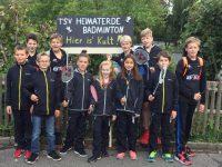 NEUES vom Förderverein – Fliegende Badmintonbälle beim Kinderfest auf der Heimaterde