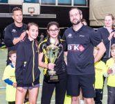 Selin als Nachwuchsspielerin des Jahres 2017 ausgezeichnet