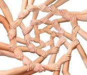 Verein bedeutet: vereinen, eins werden…