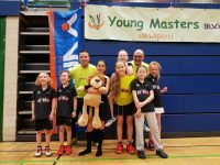 TSV mit den meisten Kids beim Young Masters Finale