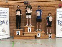 TSV Nachwuchs kommt mit vielen Qualis für die Bezirks Einzel Rangliste aus Wesel zurück