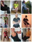TSV auch zu Hause aktiv — 4. 48Std challenge mit Wandsitzen und Kleiderschränken aussortieren