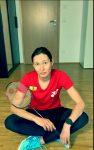 TSV auch zu Hause aktiv – heute: BadmintonZumbaKids-Video von und mit Johanna